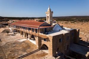 apostolos andreas manastiri