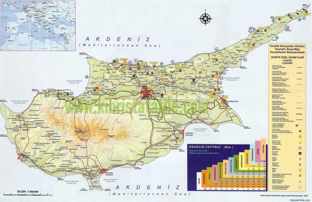 kibris detayli yol haritasi