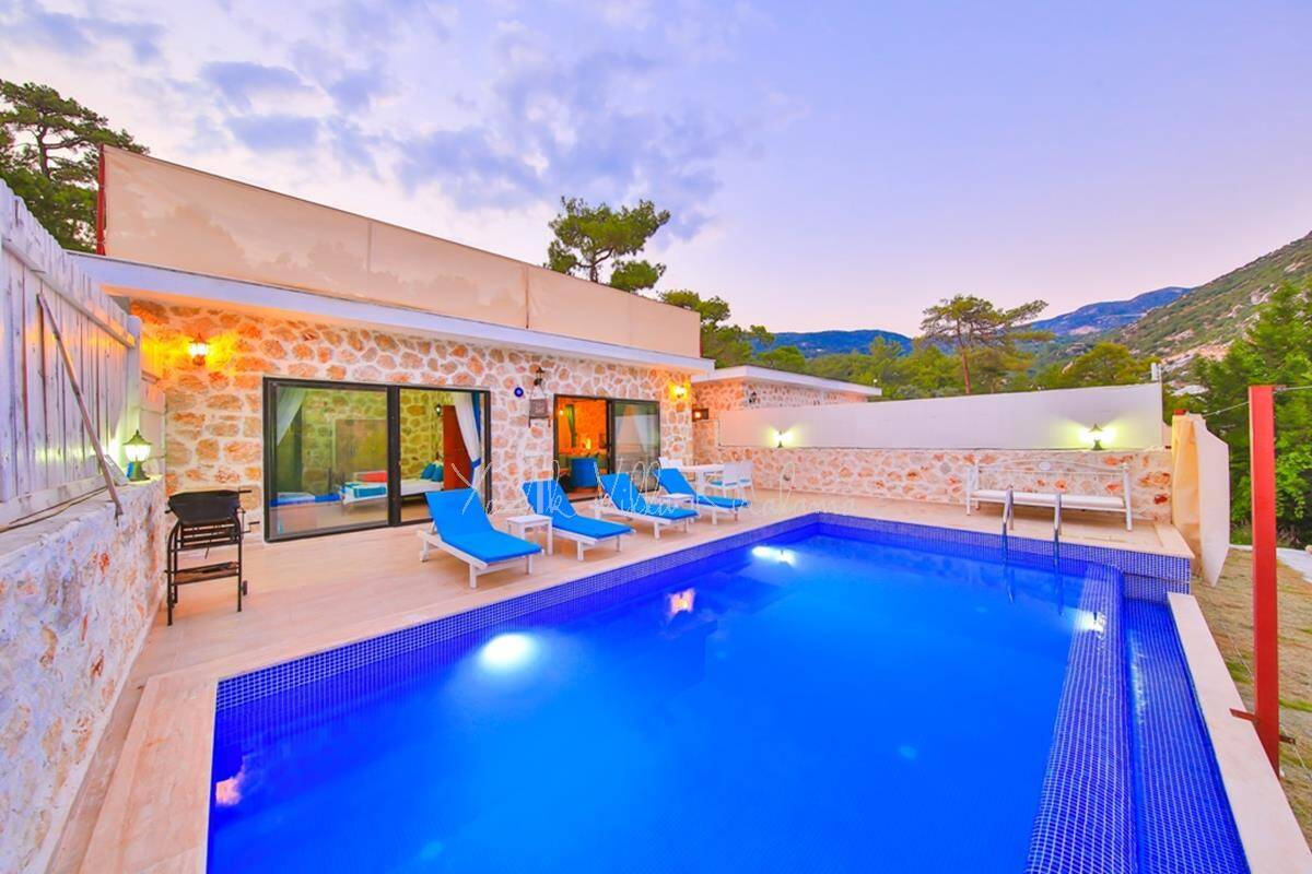 kıbrıs günlük villa kiralama