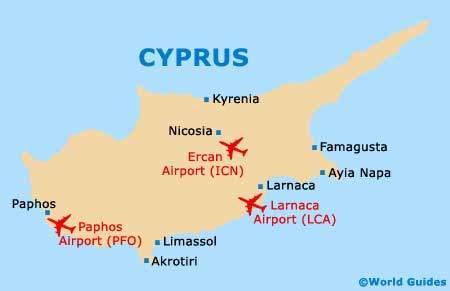 kıbrıs havaalanları